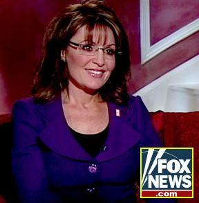 Sarah Palin é a mais nova contratada da Fox News.