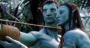 """""""Avatar"""" é, pelo quinto fim de semana consecutivo, o filme mais visto pelos norte-americanos"""