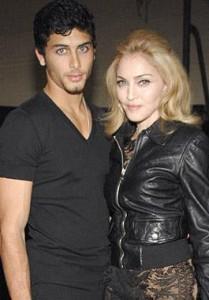 Madonna quer ter mais um filho. E com o namorado brasileiro Jesus Luz