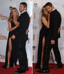 Jennifer Aniston e Gerard Butler juntos? A imprensa norte-americana diz que sim.