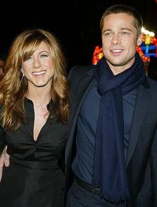 Brad Pitt e Jennifer Aniston não se encontraram no Globo de Ouro mas vão se esbarrar no tribunal.