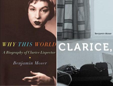 Biografia de Clarice Lispector concorre ao National Book Critics Circle