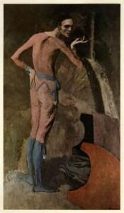 Valor do quadro de Picasso cai pela metade depois que uma mulher caiu sobre a tela.