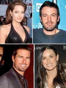 Jogo revela a idade das celebridades hollywoodianas.