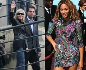 Glamurama já sabe a data que Madonna chega ao Brasil.