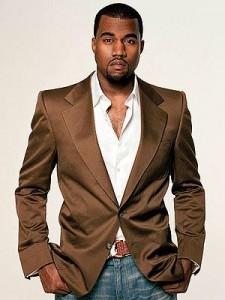 Kanye West arma o barraco em pleno voo.