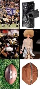 """Tendência: moda e futebol andam se encontrando, como detectou o site """"WWD""""."""