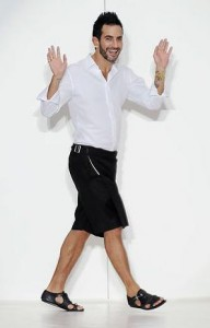 Marc Jacobs quer proibir a entrada de famosos em seu desfile de inverno.