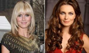 """O seriado norte-americano """"Desperate Housewives"""" vai ganhar duas participações especiais: Heidi Klum e Paulina Porizkova."""