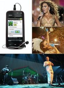 Fernando Torquato elaborou uma playlist especial com seu Nokia 5800 Comes With Music.
