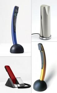 Contemporâneos, os aparelhos de telefone da Bang & Olufsen são megamodernos e… inteligentes!