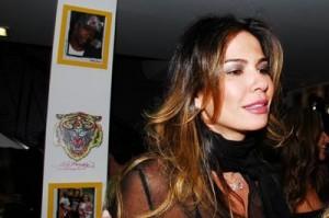 Luciana Gimenez é vista jantando com ex, Mick Jagger.