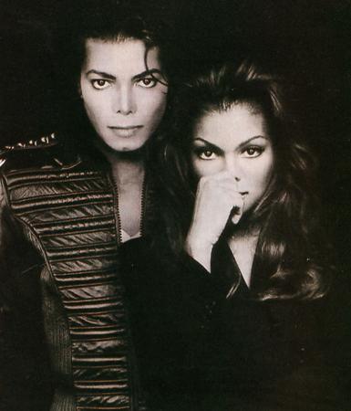 Janet Jackson: a nova substituta de Michael