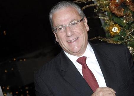 Ivan Zurita: leilão disputado