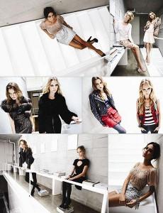 Glamurama mostra em primeira mão a campanha de inverno 2010 da marca Lilly Sarti.