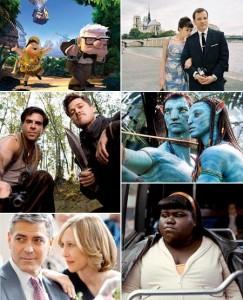 """""""Entertainment Weekly"""" prepara lista com 25 filmes para assistir antes do Oscar."""