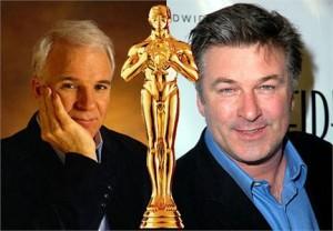 A ordem do Oscar deste ano é fazer o público cair na gargalhada.