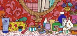 Adriana Tavares – Novas gravuras e algumas pinturas –, em cartaz, a partir desta quinta-feira, na petite galerie da grife de acessórios de moda e casa Atelier Clementtina.