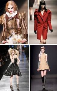 Christian Dior, Lanvin, Vivienne Westwood e Gaspard Yurkievich foram destaques no terceiro dia da Semana de Moda de Paris.