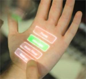 Em muito breve a nossa pele se transformará em uma tela de toque.