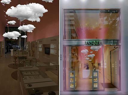 e5f07ce5318 Pandora  novidade - das boas - nos Jardins