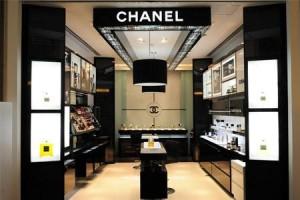 Chanel inaugurou na sua primeira Boutique Parfums & Beauté da América do Sul.