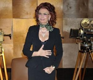Sophia Loren vai protagonizar uma série de tevê sobre a história da vida dela.