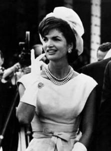 Steven Spielberg vai produzir um filme sobre Jackie Kennedy Onassis.