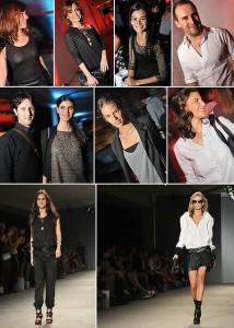 Cris Barros lançou sua coleção de inverno 2010 na garagem de um prédio comercial na noite desta quarta-feira, Glamurama conta todos os highlights.