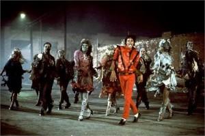 Mais Michael Jackson.