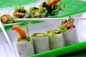 O Hara Sushi criou um cardápio especial para quem tem aversão a comida japonesa, e parece que vai fazer sucesso.