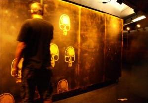 O artista plástico Alexandre Orion vai transformar o subsolo do Centro Cultural Banco do Brasil, em São Paulo, em um túnel.