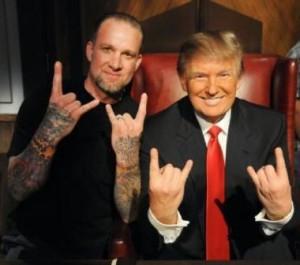 Até Donald Trump se mete na plêmica traição de Jesse James à Sandra Bullock