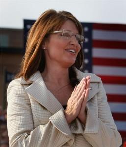 Sarah Palin negocia criação de um reality-show com a A&E Networks