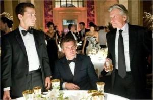 """Filme de Oliver Stone """"Wall Street: Money Never Sleeps"""" teria sido adiado por causa de """"Robin Hood""""."""