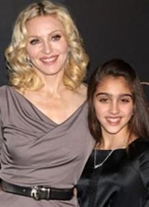 Lourdes Maria pode ter a primeira chance no cinema em filme de Madonna.
