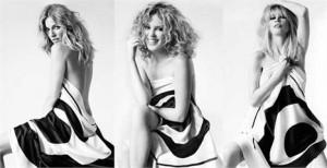Fashion Targets Breast Câncer recruta Kylie Minogue, Sienna Miller e Claudia Schiffer para a campanha.