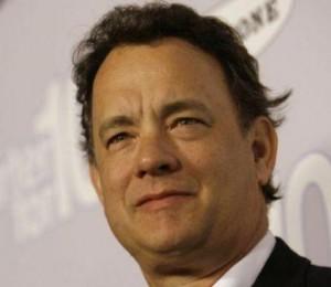Tom Hanks foi buscar inspiração em uma banda de rock para produzir seu próximo filme.