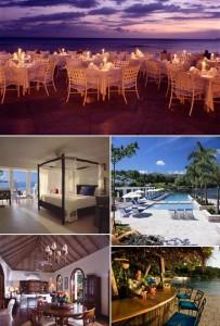 Bacanas elegem o Round Hill Hotel and Villas, na Jamaica, para passar o feriado da Páscoa.