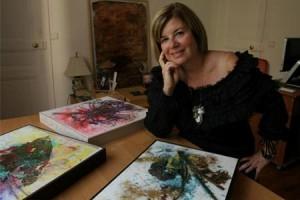 A artista plástica, Christina Oiticica lança o primeiro livro de sua carreira, nesta terça-feira na Livraria da Travessa.