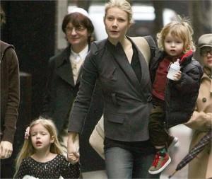 Gwyneth Paltrow quer o terceiro filho.
