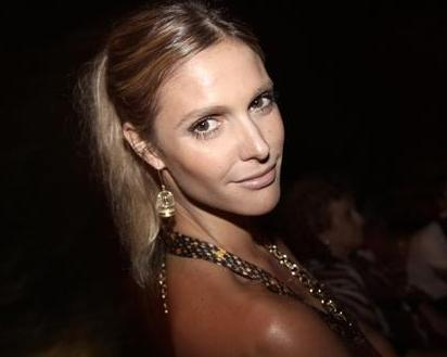 Fernanda Lima: descanso da tevê
