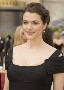 Rachel Weisz vai viver Jackie Kennedy no cinema.
