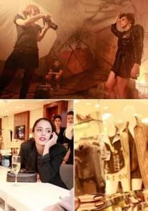 A loja Namix lança coleção de Outono 2010, em Curitiba.