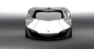 Avarvarii Andrei, um estudante prestes a obter seu mestrado na Milan's Scuola Politecnica di Design, concebeu este espetacular conceito de Lamborghini elétrica.