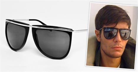 fafeb1e55 Balmain anunciou o lançamento de uma coleção de óculos masculinos ...
