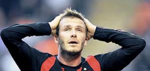 David Beckham está farto de ter relações sexuais com a esposa.