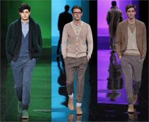 Nova York pode ganhar semana de moda masculina.