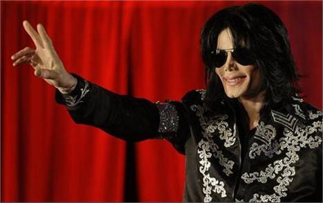 Michael Jackson: agora no picadeiro!
