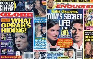 Biografia não-autorizada de Oprah Winfrey fala sobre uma possível paixão gay e o envolvimento com drogas.